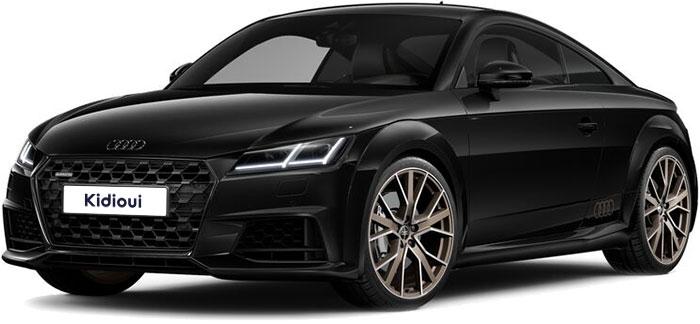 Audi TT Coupé III