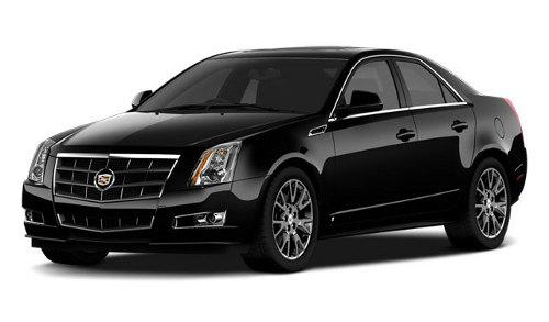 vente Cadillac CTS