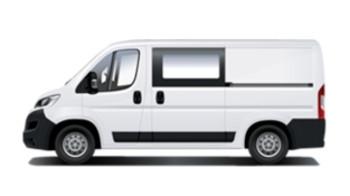Citroën Jumper Cabine Approfondie Confort