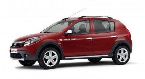 dacia sandero stepway 1 2009 2012 essais comparatif d 39 offres avis. Black Bedroom Furniture Sets. Home Design Ideas
