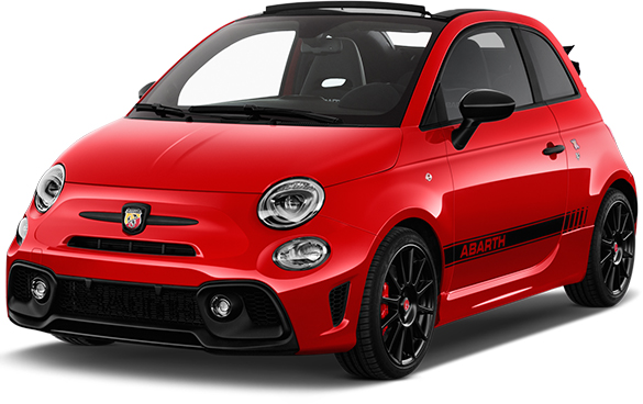statistiques sur les prix de la fiat 595c abarth neuve. Black Bedroom Furniture Sets. Home Design Ideas