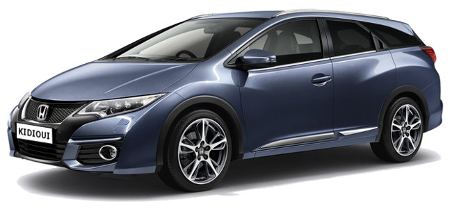 Honda Civic Tourer Elegance