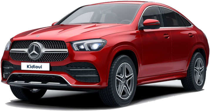Mercedes GLE Coupé Executive