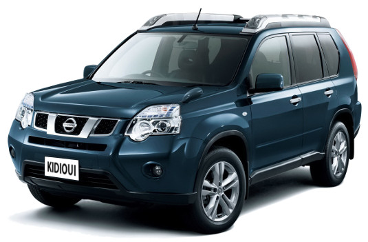 historique des g n rations de nissan x trail 2001 aujourd 39 hui. Black Bedroom Furniture Sets. Home Design Ideas