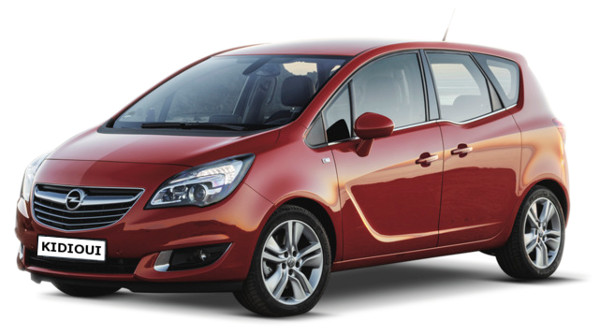 opel meriva essais comparatif d 39 offres avis. Black Bedroom Furniture Sets. Home Design Ideas