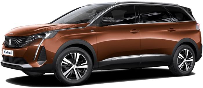 Peugeot 5008 I phase 2 (2013 - aujourdhui) : essais, comparatif d ...