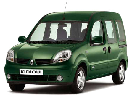 historique des g n rations de renault kangoo 1997 aujourd 39 hui. Black Bedroom Furniture Sets. Home Design Ideas