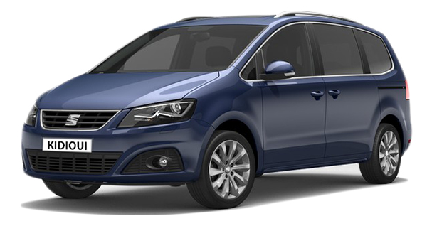 seat alhambra essais comparatif d 39 offres avis. Black Bedroom Furniture Sets. Home Design Ideas