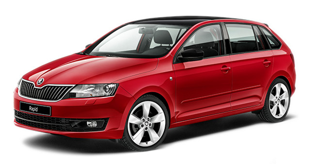 skoda rapid spaceback essais comparatif d 39 offres avis. Black Bedroom Furniture Sets. Home Design Ideas