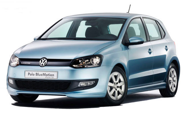 Volkswagen Polo 5 phase 1 (2009 - 2014) :