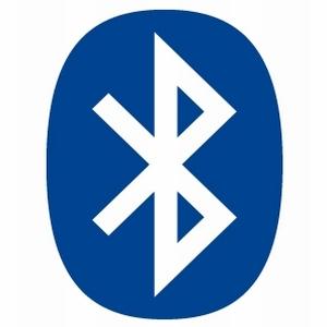 Logo officiel de la technologie bluetooth