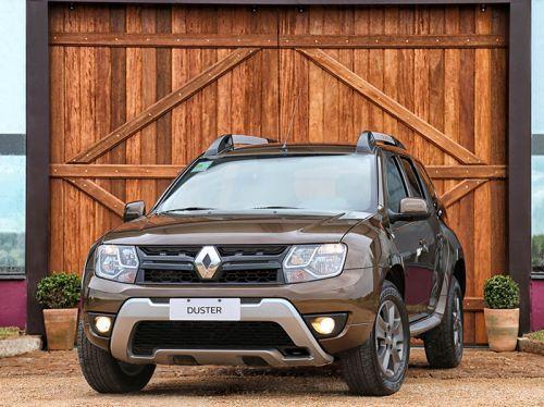 En Inde, le Dacia Duster est un Renault