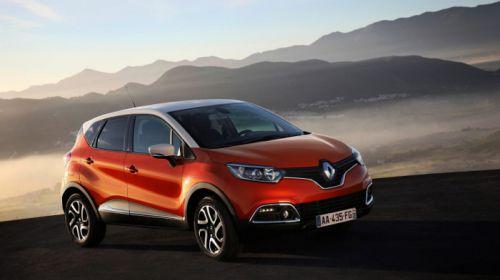 Renault Captur, l'un des CUV les plus connus du marché français