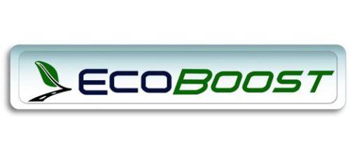 Logo de la motorisation Ford EcoBoost