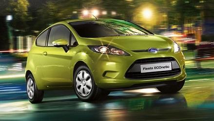 La Ford Fiesta ECOnetic en TDCi 95ch : 3,3l/100km et 87 g/km