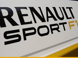 Département Renault Sport F1