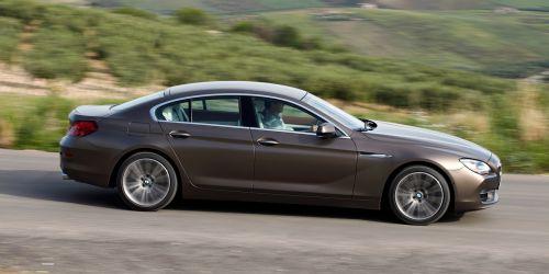 BMW Série 6, la GT allemande par excellence
