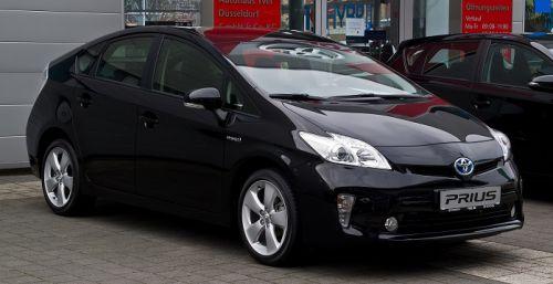 La Toyota Prius en 2013