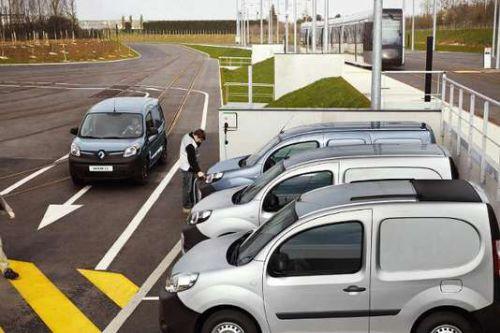 Beaucoup d'entreprises utilisent la LLD pour leur parc automobile