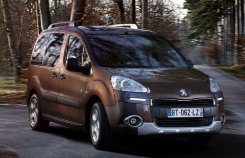 Peugeot Partner Tepee, VUL transformé en auto