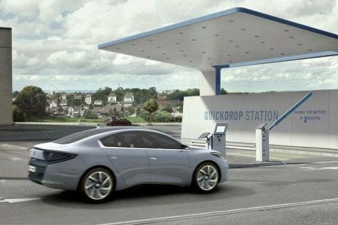La station quick drop, le futur de nos stations-services ?