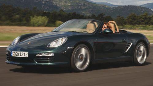 Rouler cheveux au vent en Porsche Boxster...