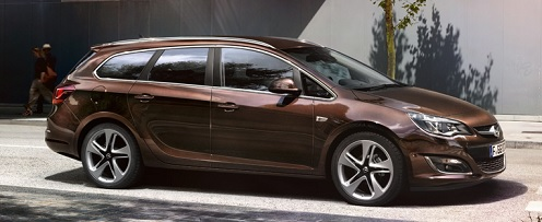 Opel Astra Sports Tourer, grande-soeur de l'Astra classique