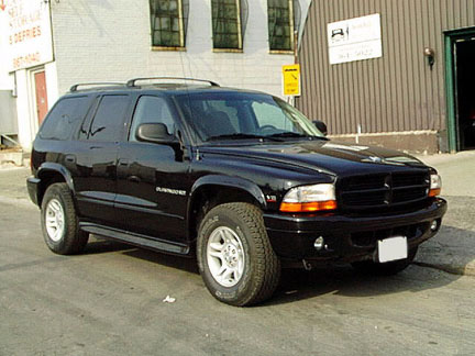 Un SUV, dans le sens nord-américain du terme
