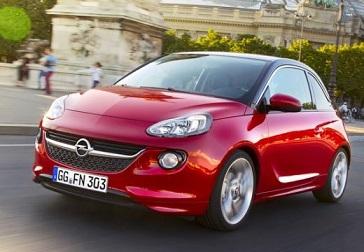 L'élégante Opel Adam profite elle aussi d'un Twinport