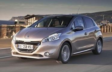 95 g/km de CO2 pour l'e-VTi 82 chevaux sur la Peugeot 208
