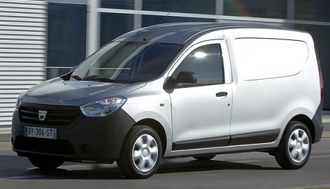Dacia Dokker Van, VUL low-cost pour les entreprises