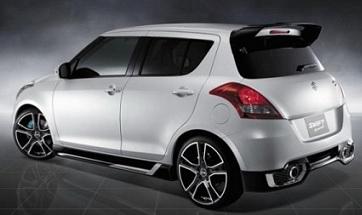 La Suzuki Swift Sport équipée d'un puissant VVT