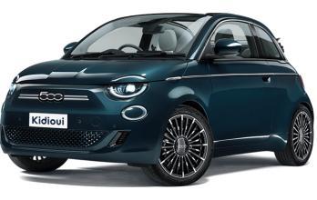 Fiat 500C Electrique