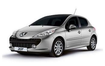 Peugeot 207 Affaire