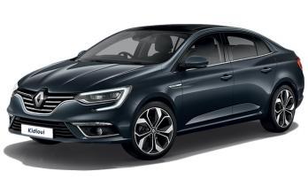 Renault Mégane Sedan