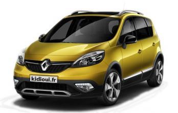 Renault Sc�nic Xmod