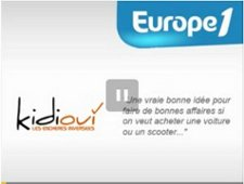 Europe 1, bonnes affaires, auto, moto