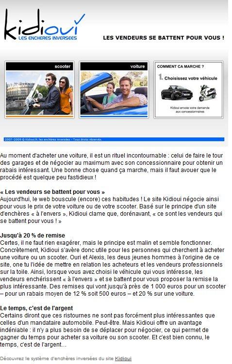 Negocier prix voiture masculin.com